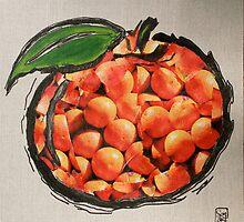 I am not an orange by Sonia de Macedo-Stewart