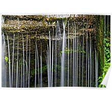 Rexford Falls - Summer - Detail Poster