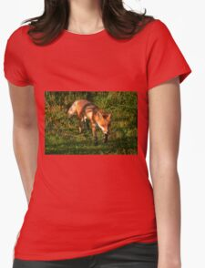 RED FOX Womens Fitted T-Shirt