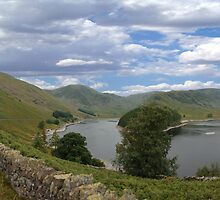 Haweswater Panoramic 004 by Thomas Banks