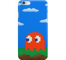 Blinky's 2D World iPhone Case/Skin