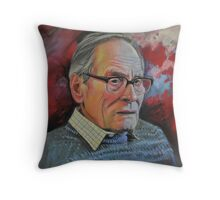 Mr Dick Coard Senior Throw Pillow