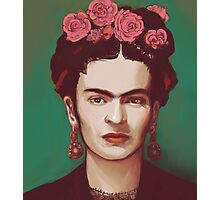 Frida Photographic Print