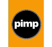 PIMP Photographic Print