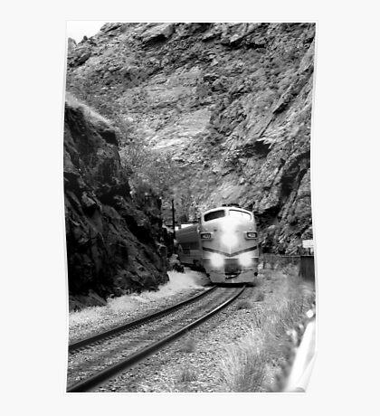 Royal Gorge Train - Canon City, Colorado Poster