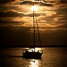 Sun Set Sail by Keeli