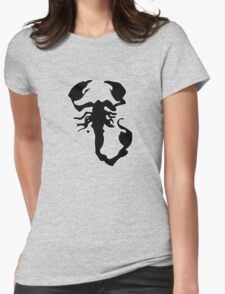 Penny Dreadful - Scorpion  Womens Fitted T-Shirt