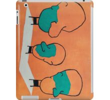 Our Problem iPad Case/Skin
