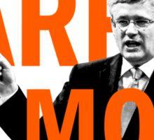 Harper No More Sticker