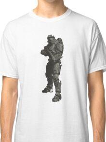 Minimalist Masterchief from Halo Classic T-Shirt