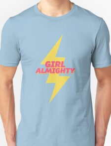 girl almighty - blue T-Shirt