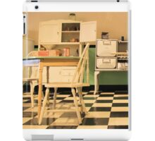 When Life Was Simple iPad Case/Skin