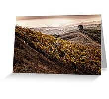 Rubissow Winery Greeting Card