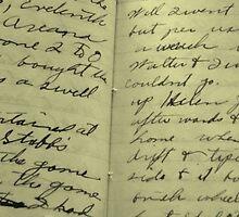 Dear Diary by abbigailleque
