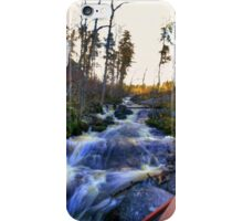 McGillivray Falls iPhone Case/Skin