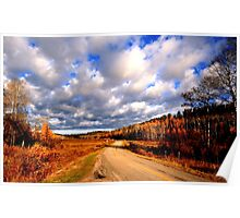 Whiteshell Provincial Park, Manitoba, Canada Poster