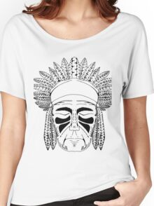 NATIVE BIG CHIEF Women's Relaxed Fit T-Shirt