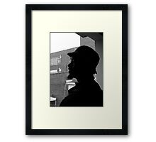 Portrait of the Artist I Framed Print