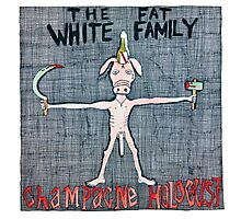 Fat White Family, Champagne Holocaust Photographic Print