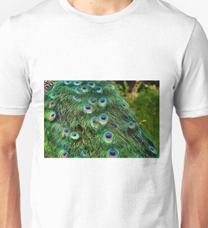 Peacock Plumage Unisex T-Shirt