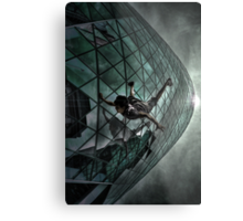Endless Waltz Metal Print