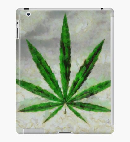 Relax by Sarah Kirk iPad Case/Skin