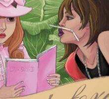 Kamikaze Girls - Friends Forever! Sticker