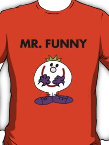 The Joker - Mr Funny T-Shirt