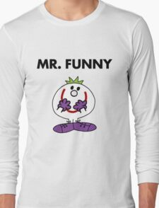 The Joker - Mr Funny Long Sleeve T-Shirt