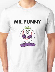 The Joker - Mr Funny Unisex T-Shirt
