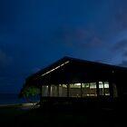 tropical night by Skye Hohmann