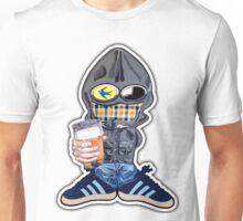Casual Kicks Cardiff City Blue Bird Unisex T-Shirt