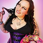 Wicked Cupcake Princess - Alyssa Hedrick by Bumzigana
