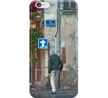 Morning Constitutional iPhone Case/Skin