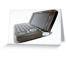 Nokia E90 Greeting Card