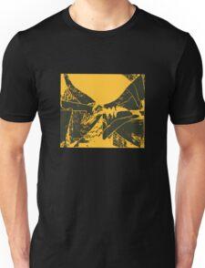 flags orangeblack Unisex T-Shirt