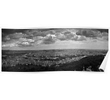 Prague - Panorama -2009 Poster