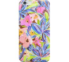Flaunting Floral Apricot iPhone Case/Skin