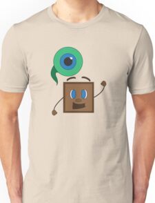 Septiceye Sam & Tiny Box Tim Unisex T-Shirt