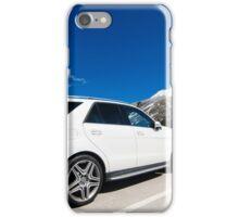 Mercedes-Benz ML 63 AMG iPhone Case/Skin