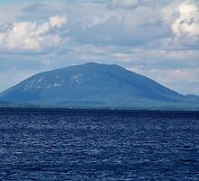 Mt. Katahdin by Dandelion Dilluvio