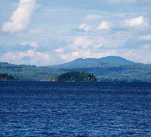 Moosehead Lake by Dandelion Dilluvio