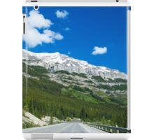 What a view! iPad Case/Skin