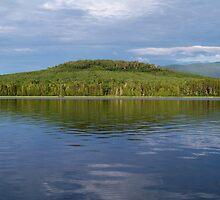 West Branch Pond by Dandelion Dilluvio