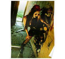 Zombie Kalli Poster