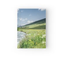 Switzerland valley Hardcover Journal