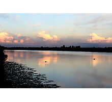 Sunset Nes a/d Amstel  Photographic Print