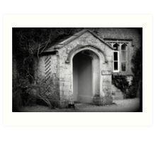 Old School House ©  Art Print