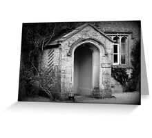 Old School House ©  Greeting Card