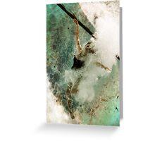 Fall into the Deep - Kalli McCandless Greeting Card
